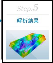 Step.5 [解析結果]